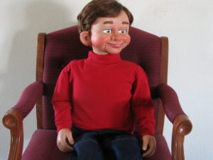 sparky-chair-ventriloquist figure